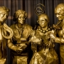 International Living Statues Project - Golden Project - the group of ten living statue artists from five European countrie
